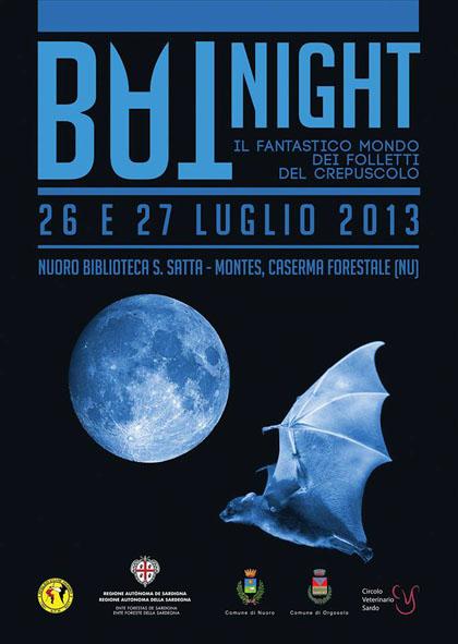 Bat-Night nell'estate nuorese