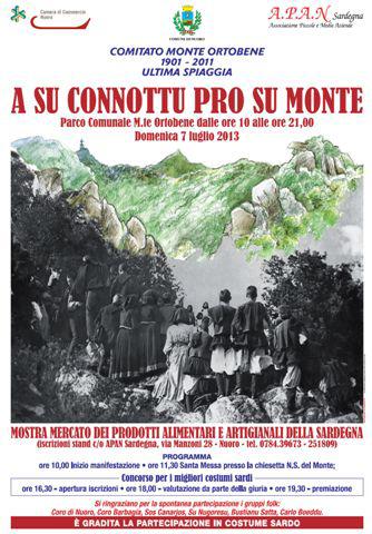 Una festa al Monte Ortobene