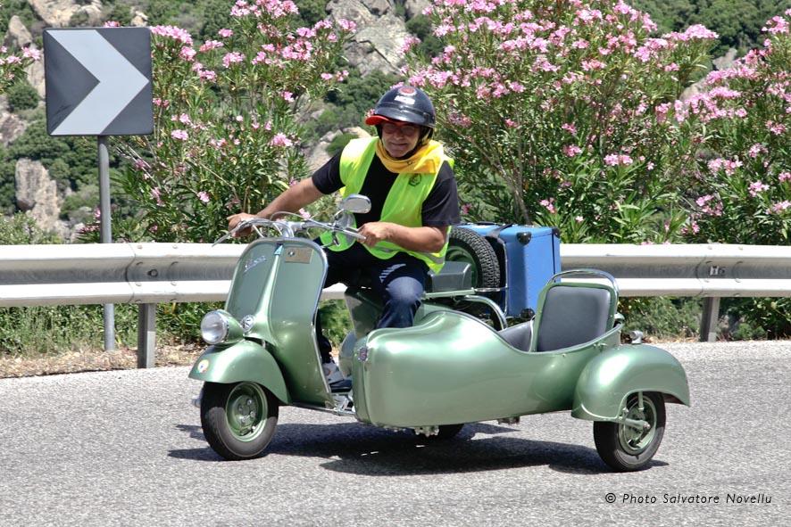 Nuoro: 2° Raduno auto e moto d'epoca