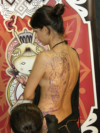 Nuoro e Cagliari uniti da un tatuaggio