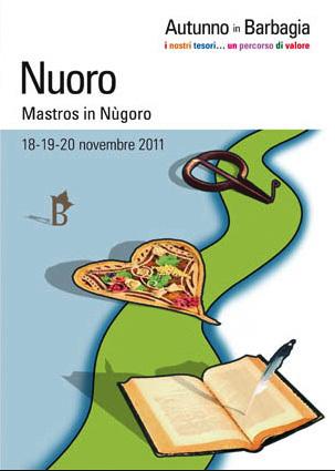 Mastros in Nugoro 2013