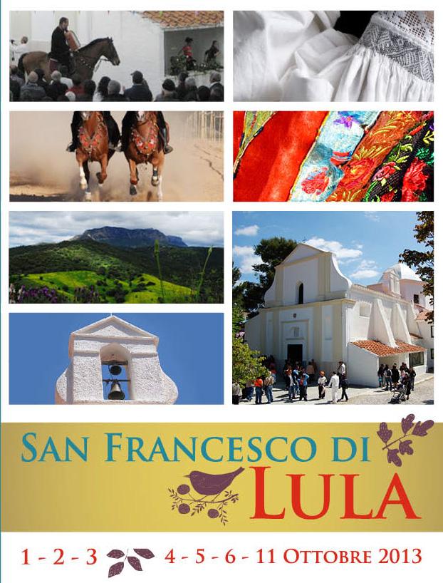 Lula: festeggiamenti in onore di San Francesco