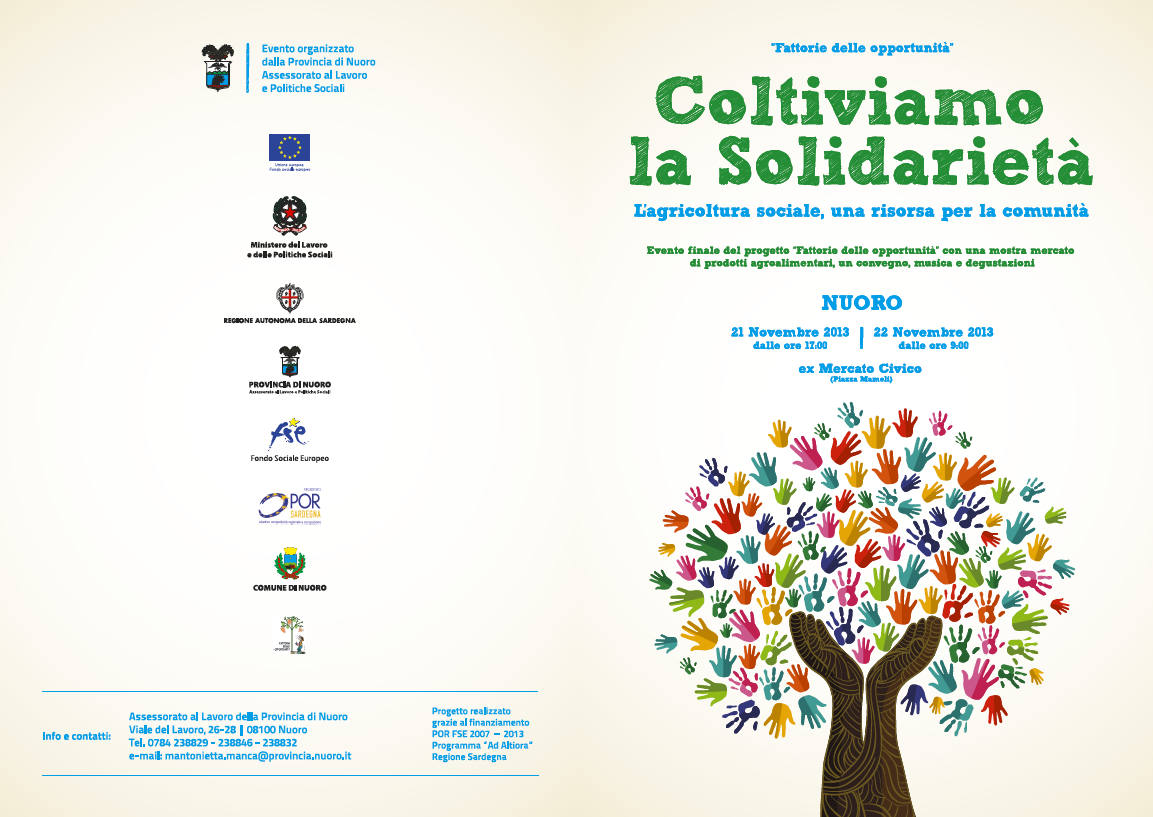 Coltiviamo la Solidarietà