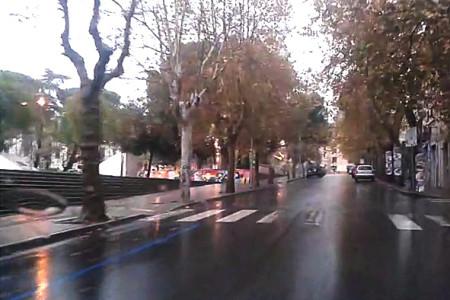 Nuoro, piazza V.Emanuele (foto S. Novellu - Croncache Nuoresi)