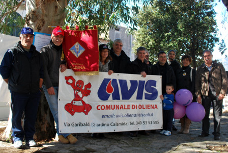 I donatori AVIS di Oliena
