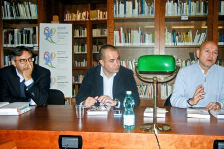 ISRE: presentazione della riedizione di Arte Sarda (foto S. Meloni - Cronache Nuoresi)