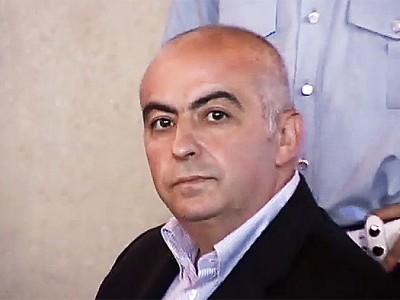 Francesco Rocca, accusato dell'omicidio della moglie Dina Dore