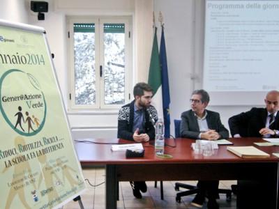 Conferenza di Generazione Verde (foto S. Meloni - Cronache Nuoresi)