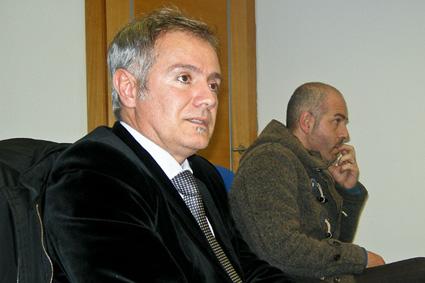 l Sindaco di Nuoro, Alessandro Bianchi (foto Cronache Nuoresi)