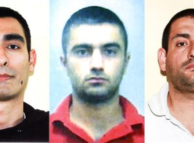 Marco Zaccheroni, Gonario Morittu e Antonio Francesco Carta