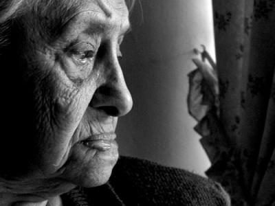 Una donna anziana (Cronache Nuoresi)