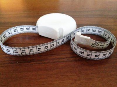 Il metro simbolo della dieta