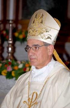 Il vescovo a Pietro: costituisciti!