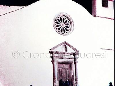 L'antico Santuario delle Grazie (© foto S. Novellu)