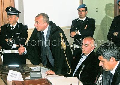L'ultima udienza del processo di Dina Dore (© foto S. Meloni)