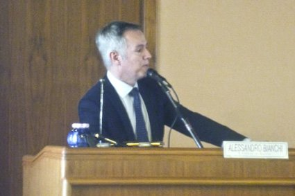 Un'immagine del Convegno (©foto G. Bollas Cronache- Nuoresi