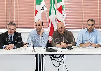 Conferenza stampa sulle biomasse (© foto S.Meloni)