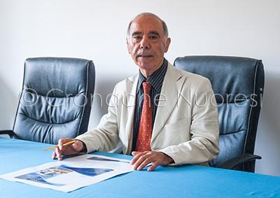 Il Direttore dell'APAN Sardegna Gianfranco Seddone (© foto Cronache-Nuoresi)