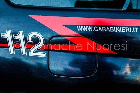 Il logo dei Carabinieri (© foto S.Novellu)