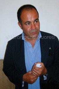 Il presidente dell'ISRE, Bruno Murgia (© foto S.Meloni)