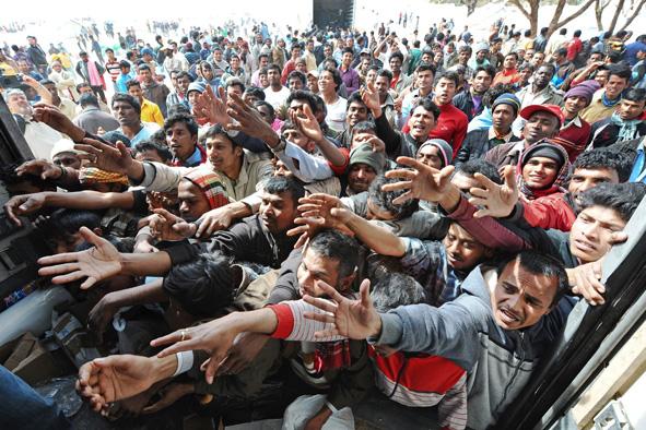 Sadali: situazione sotto controllo ma gli extracomunitari rifiutano l'accoglienza