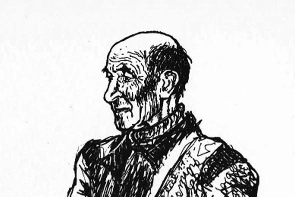 Nicola Porcu, il custode dei segreti del Redentore