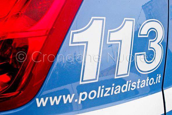 Il Logo della Polizia di Stato (© foto S.Novellu)