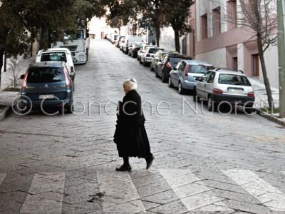 Uno scorcio di via Deffenu (© foto S.Novellu)