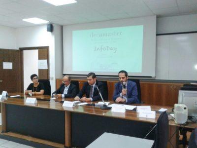 Conferenza stampa di presentazione del Master