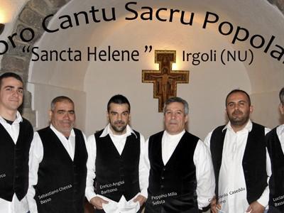 Il Coro Sancta Helene di Irgoli