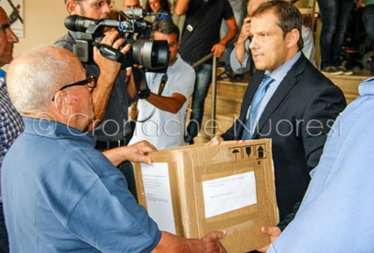 TARI, restituzione delle bollette al Comune (© foto Cronache Nuoresi)