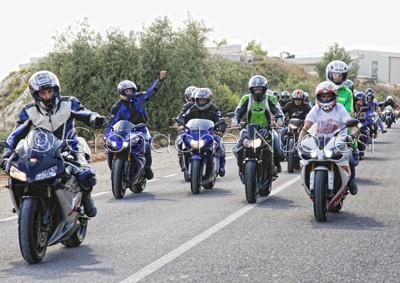 Il rientro dal Giro turistico (© foto S.Novellu)