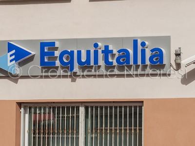 La sede nuorese di Equitalia (© S.Novellu)