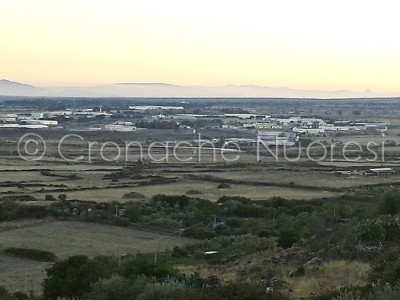 Macomer, la zona industriale Tossilo (© Cronache Nuoresi)