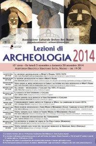 15° Corso Lezioni di Archeologia