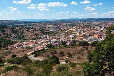 Una panoramica di Nuoro (© foto S. Novellu)