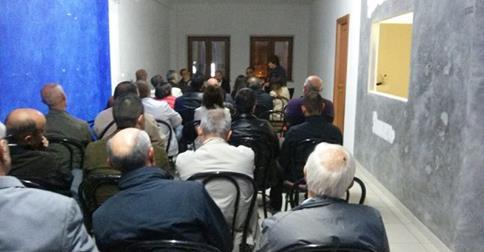 L'assemblea del Movimento La Base