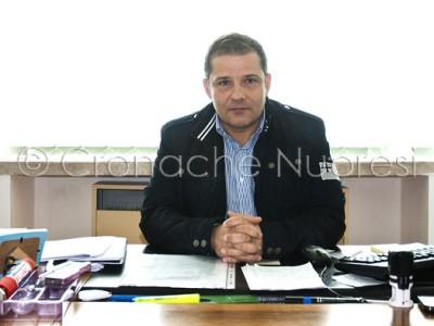 L'assessore al bilancio Tore Daga (© foto Cronache Nuoresi)