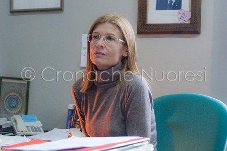La preside dell'Istituto Podda, Rosa Sanna (© foto S.Novellu)