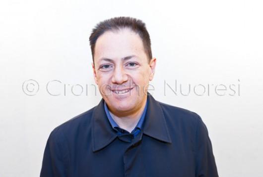 Il Presidente della Provincia di Nuoro, Roberto Deriu (S.Novellu -Cronache Nuoresi)