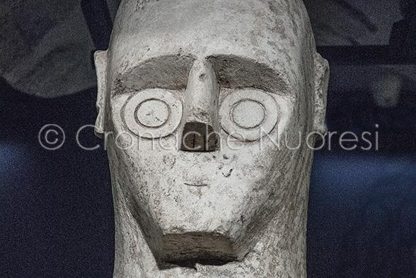 Archeologia: svelato l'ultimo gigante di Mont'e Prama