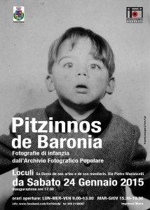 La locandina di Pitzinnos de Baronia