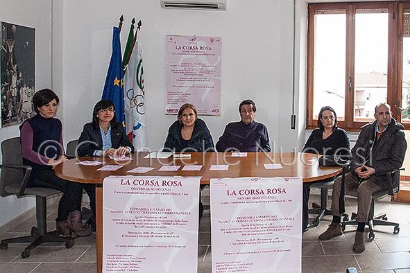 La presentazione della manifestazione Onda Rosa (© foto S.Meloni)