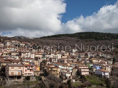 Uno scorcio di Tonara (© foto S. Novellu)