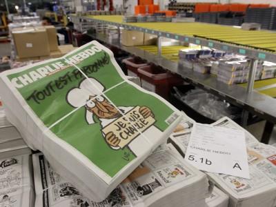 L'ultimo numero in edicola di Charlie Hebdo