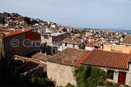 Panoramica di Orgosolo (© foto S. Novellu)