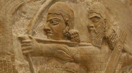 Un altorilievo di Nimrud