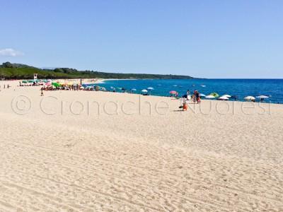 Uno scorcio del litorale di Barisardo (© foto S.Novellu)