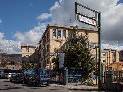 L'ospedale di Sorgono (foto-S. Novellu)