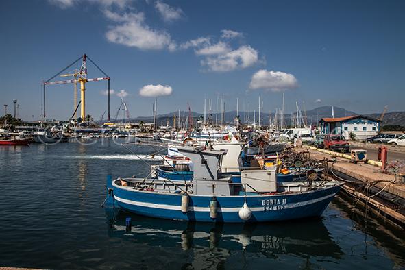Ordigno bellico davanti porto Arbatax: blindata tutta l'area